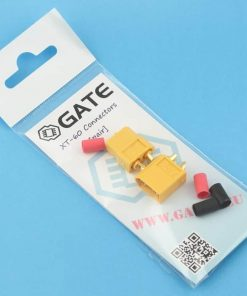 Gate Airsoft AEG XT-60 Connector Set