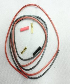 Gate Airsoft AEG Low Resistance Wire 2x 60cm