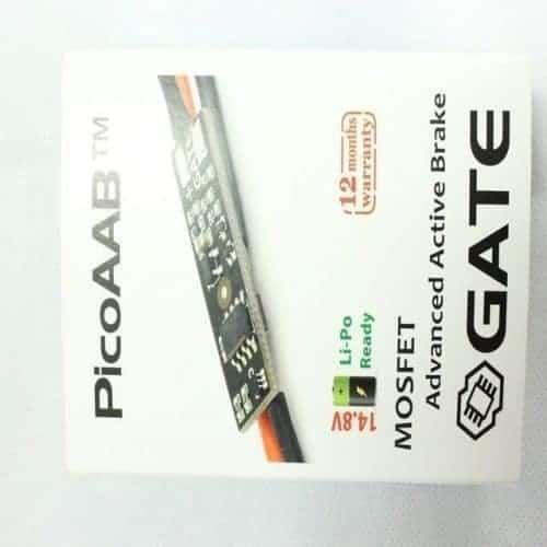 Gate Airsoft PicoAAB Active Braking Mosfet Hardwiring