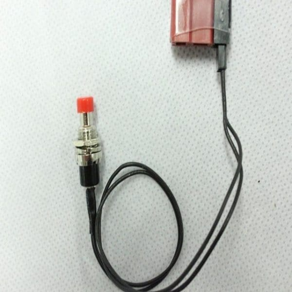 Gate Airsoft Mosfet Programming Button
