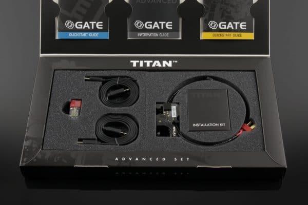 Gate TITAN V2 Advanced Set [Rear Wired]