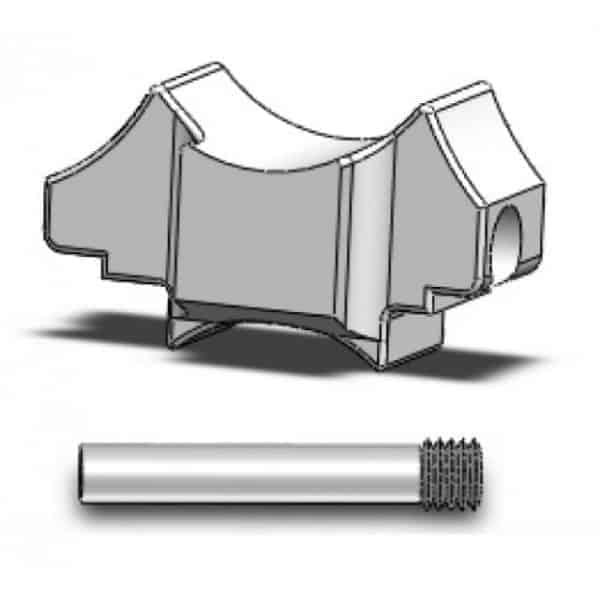GHK AKM Loading Nozzle stopper GKM-07