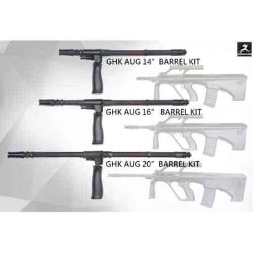 GHK AUG 20 inch barrel kit AUG-K-6