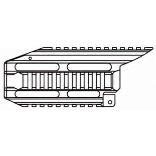 GHK AUG CNC Tactical Rail Kit / Front Tactical Handguard