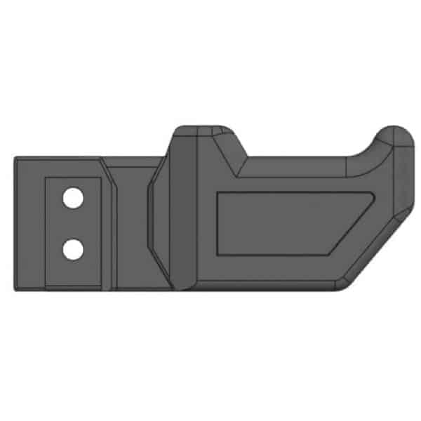 GHK g5 Replacement cocking handle g5-10-01 Black