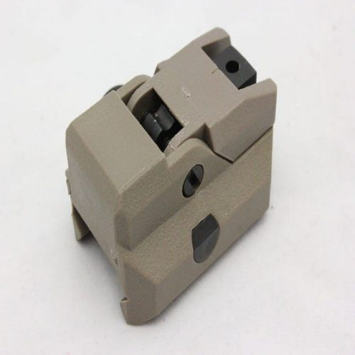 GHK G5 Rear Sight in tan