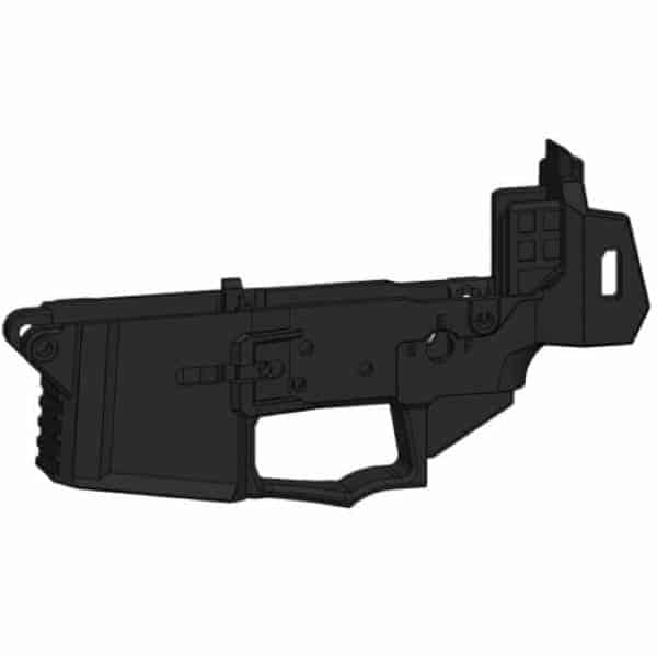 GHK G5 Replacement lower receiver G5-16