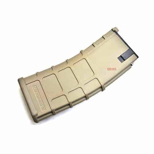 GHK Gmag GBB for G5 / M4 lightweight - Tan