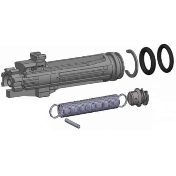 GHK m4 replacement Nozzle 1 Joule m4-15-1j