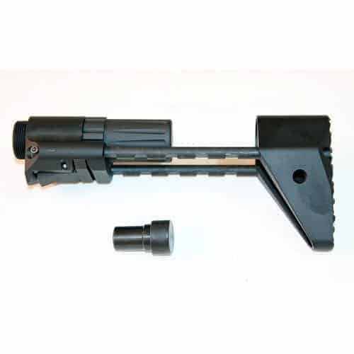 GHK M4 Retractable stock gas blow back