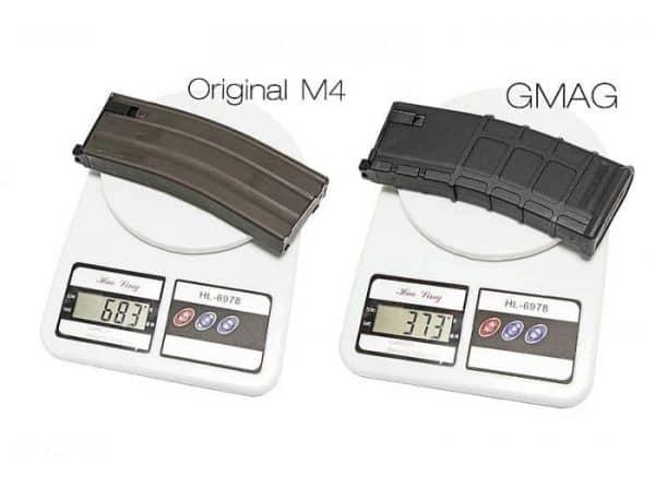 GHK Gmag GBB for G5 / M4 lightweight