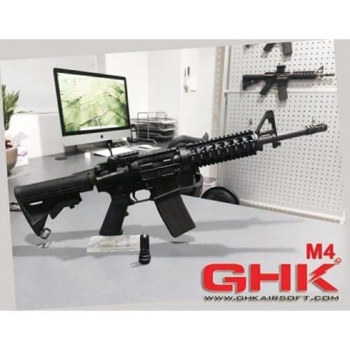 GHK M4 Spare Parts