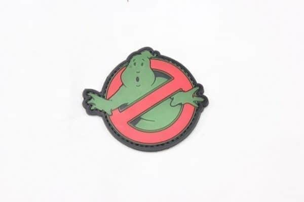 'No ghost' Ghostbusters velcro morale patch