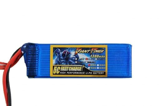 Giant Power 11.1V 1300MAH 25C LiPo battery - Mini