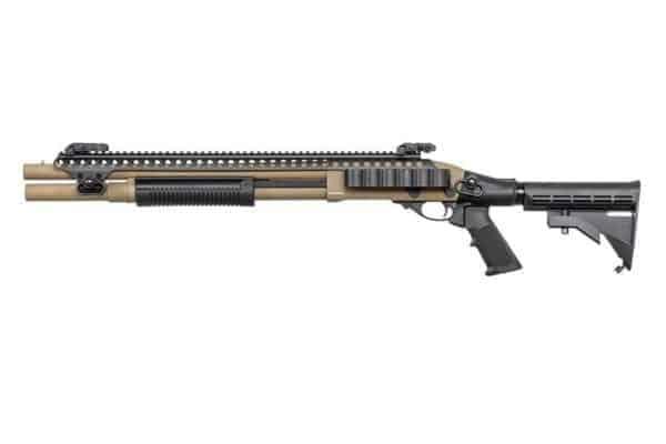 Golden Eagle M870 Shotgun M8874 - Tan