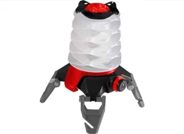 Princeton Tec Helix basecamp collapsable camping lantern