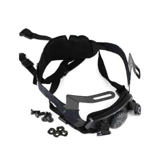 ACM Helmet Cingulate System - Black