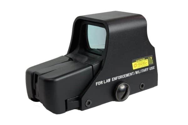aim-o holo sight 551 red green dot sight