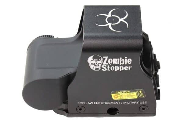 Zombie Stopper holo sight Red/Green Biohazard reticule