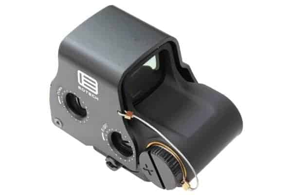 Holo Sight 558 style with quick release