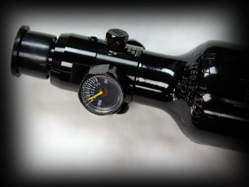 HPA - High pressure Air