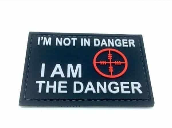 'I'm not in danger, I AM the danger' morale patch