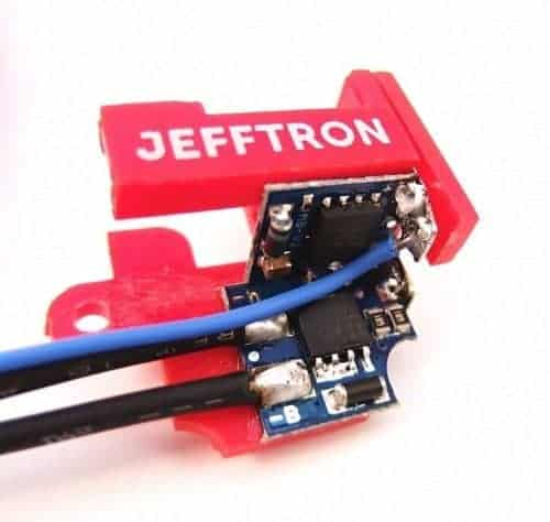 Jefftron Active Brake Mosfet Wired to Stock - V2