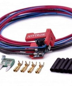 Jefftron Active Brake Mosfet with Wiring - V2
