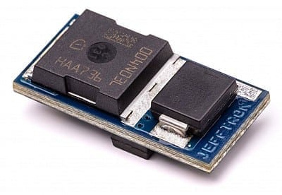 Jefftron Mosfet II (High draw mosfet) with wiring