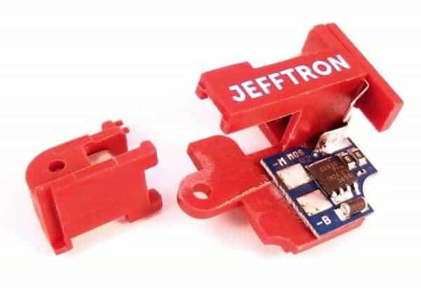 jefftron v2 trigger block mosfet 2 Jefftron Mosfet - V2