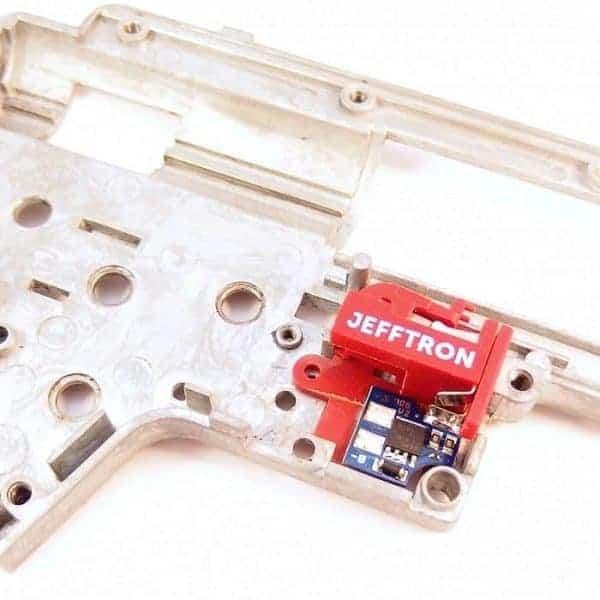 jefftron v2 trigger block mosfet 3 Jefftron Mosfet - V2