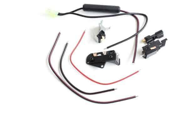 JG Aug wiring loom