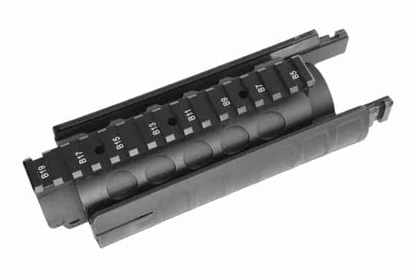 Jing Gong Full Metal R.I.S. Handguard for MP5 A1 A2 A3 A4 A5