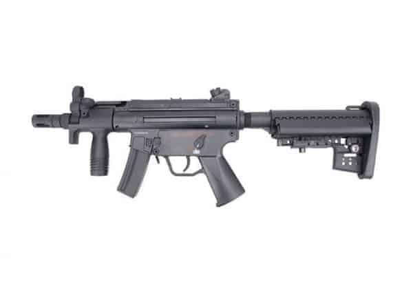 JG MP5k w/ M4 stock tube (205t)