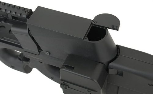 JG P90 with 1500 round box magazine