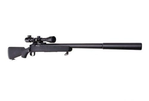 JG VSR 10 / BAR-10 G-Spec Airsoft Sniper W/ Scope