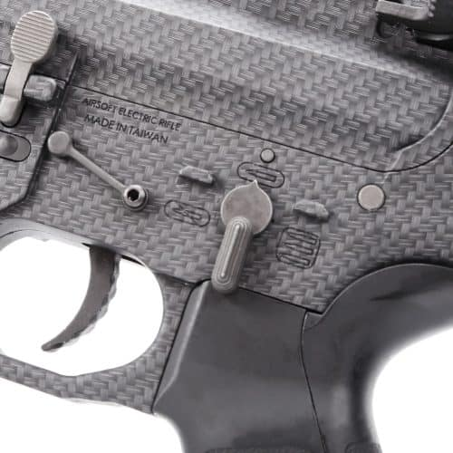 King Arms Black Rain Ordnance Carbine - Carbon