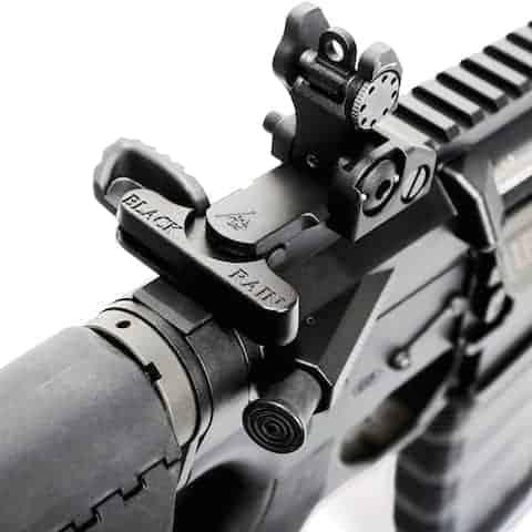 King Arms Black Rain Ordnance Rifle -Black