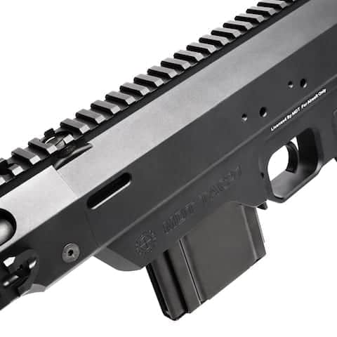 king arms MDT TAC21 Tactical Rifle 4 King Arms MDT TAC21 Tactical Rifle – BK – Limited Edition
