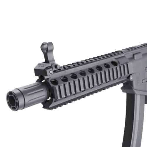 King Arms PDW 9mm SBR Long - Black
