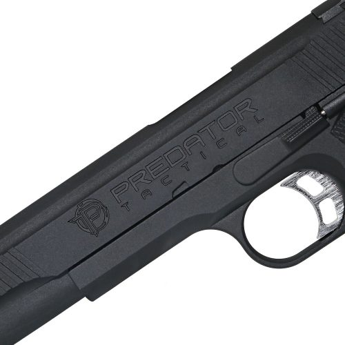 King Arms Predator Tactical Iron Shrike - Black