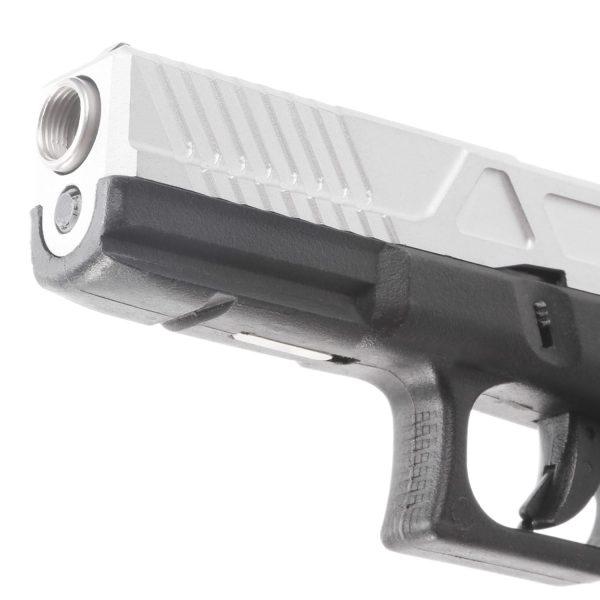 King Arms KA17 Custom I - Black And Silver