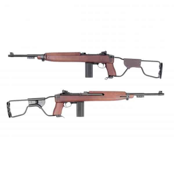 king arms m1 paratrooper co2 blowback rifle