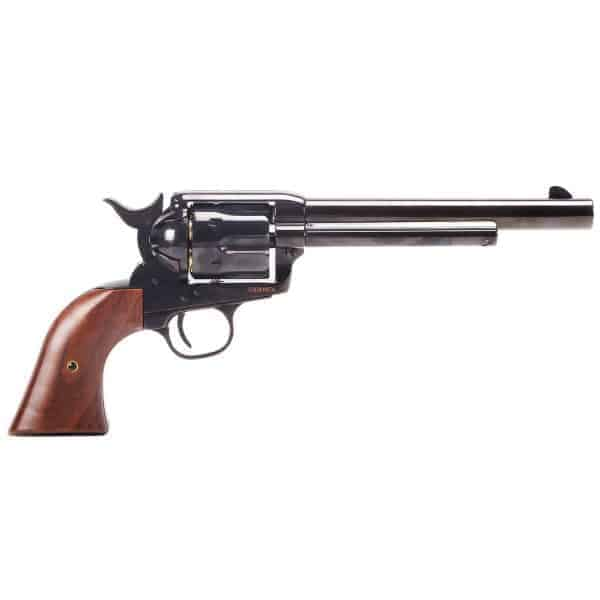 King Arms SAA .45 Peacemaker Revolver M - Electroplating Black