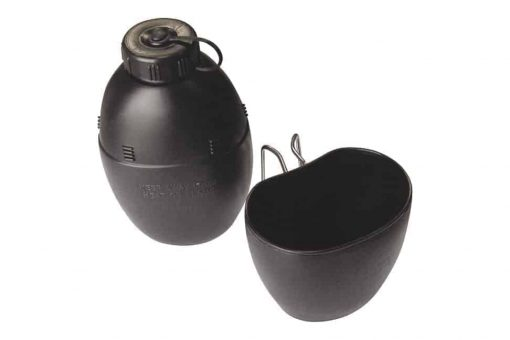 Kombat UK 58 Pattern Water Bottle And Mug