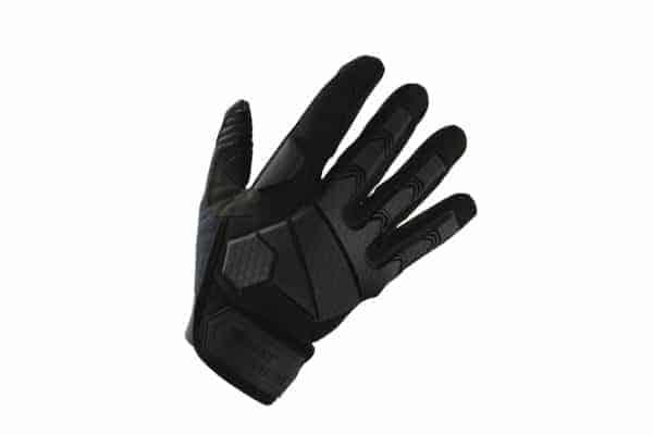 kombat uk tactical alpha gloves combat gloves - black