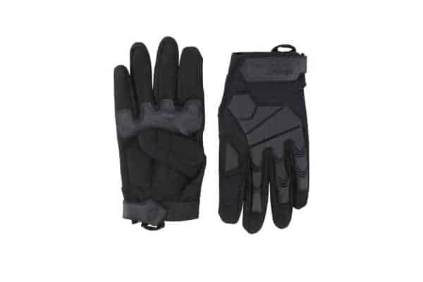 Kombat UK Alpha Tactical Gloves - Black