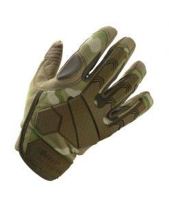kombat uk tactical alpha gloves combat gloves - british terrain pattern