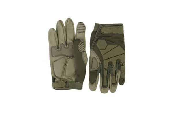 Kombat UK Alpha Tactical Gloves - Coyote