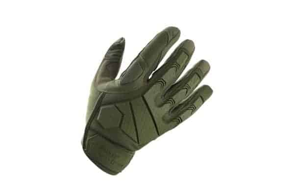 kombat uk alpha gloves combat gloves - olive